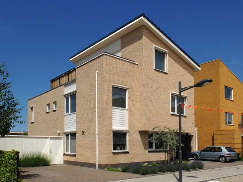"""Vrijstaande woningen in de populaire wijk """"Woerdblok"""""""