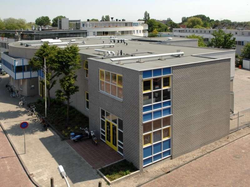 Uitbreiding van een basisschool