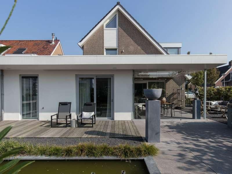 Uitbreiding en verbouwing woonhuis