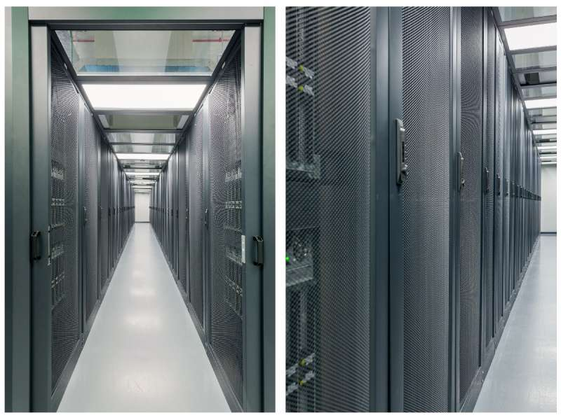 State-of-the-art datacenter