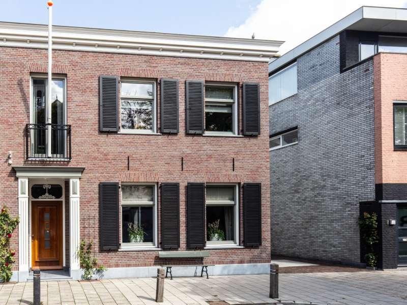 Nieuwe woning met authentiek karakter