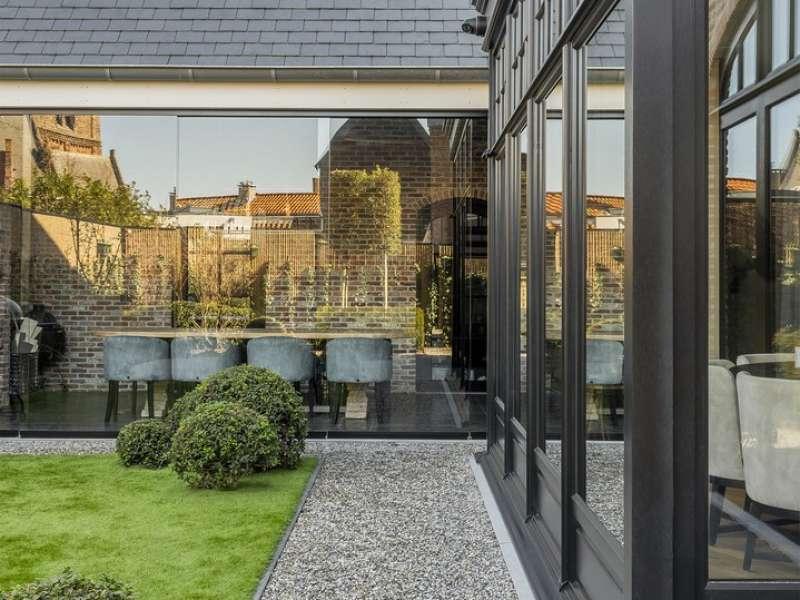 Herenhuis in Belgische stijl